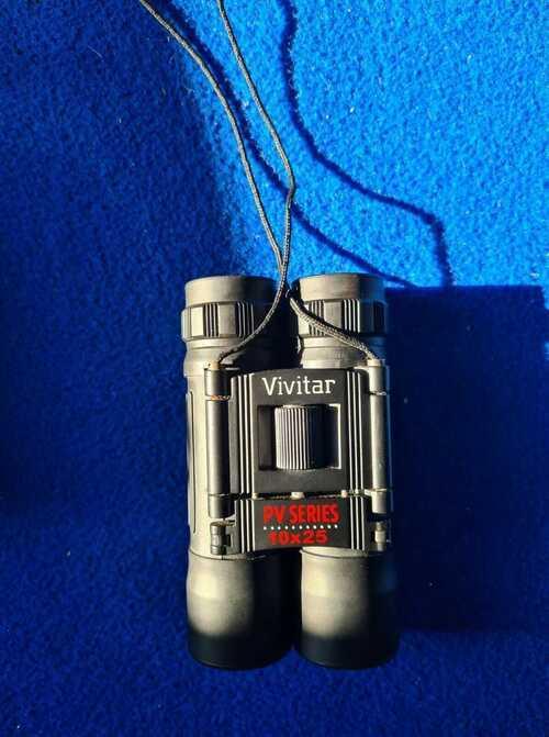 Vivitar PV series 10x25 binoculars