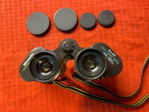 Mitanda Binoculars 8 X40