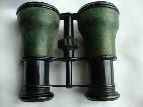 Vintage Field Opera horse racing Binoculars